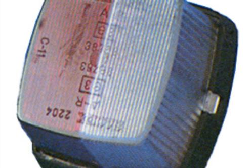Farolim lateral mínimos Dim: 65 x 60 mm