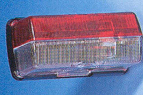 Farolim lateral mínimos Dim: 92 x 43 x 37 mm