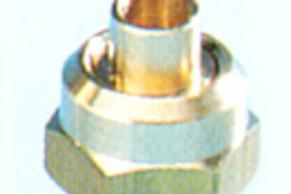 Ligador para torneira gás / tubo cobre 8 mm de sol