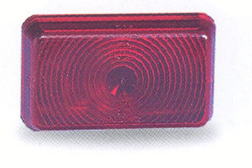 Farolim traseiro mínimos Dim: 74 x 45 x 22,5 mm