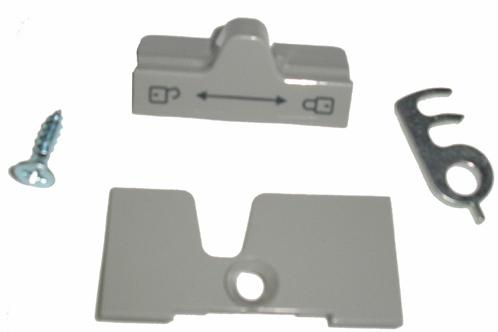 Fecho de porta p/ frig. dometic porta simples drt