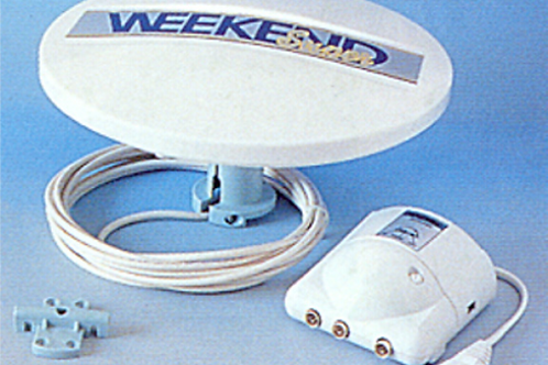 Antena omnidireccional Weekend