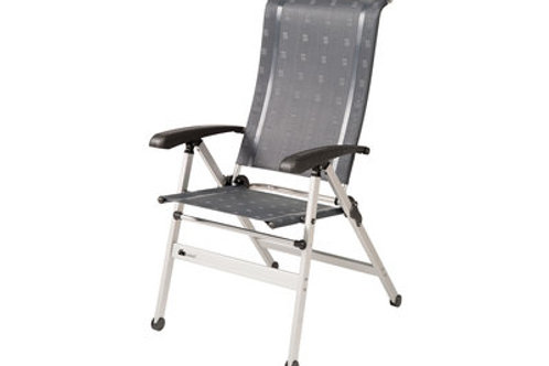 Cadeira Cha Cha cinza escuro