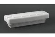 Grelha de ventilação para teto exterior Dometic R500