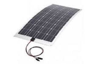 Painel Solar Flexível Monocristalino  flexivel 100W