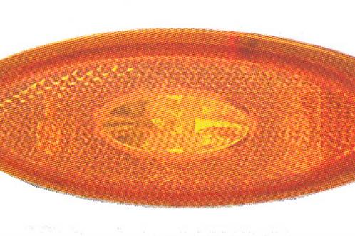 Farolin lateral mínimos Jokon c/ led 124x45x14mm
