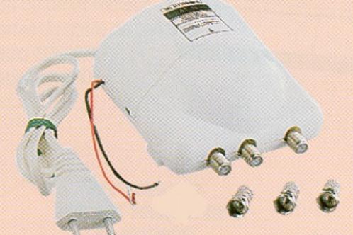 Amplificador antena teleplus