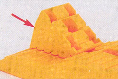 Calce (par) para nivelador