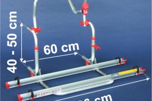 Suporte 2  até 4 bicicletas PRO-C
