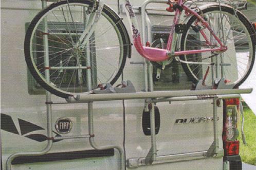 Suporte 2 bicicletas para Fiat Ducato dps 6/2006
