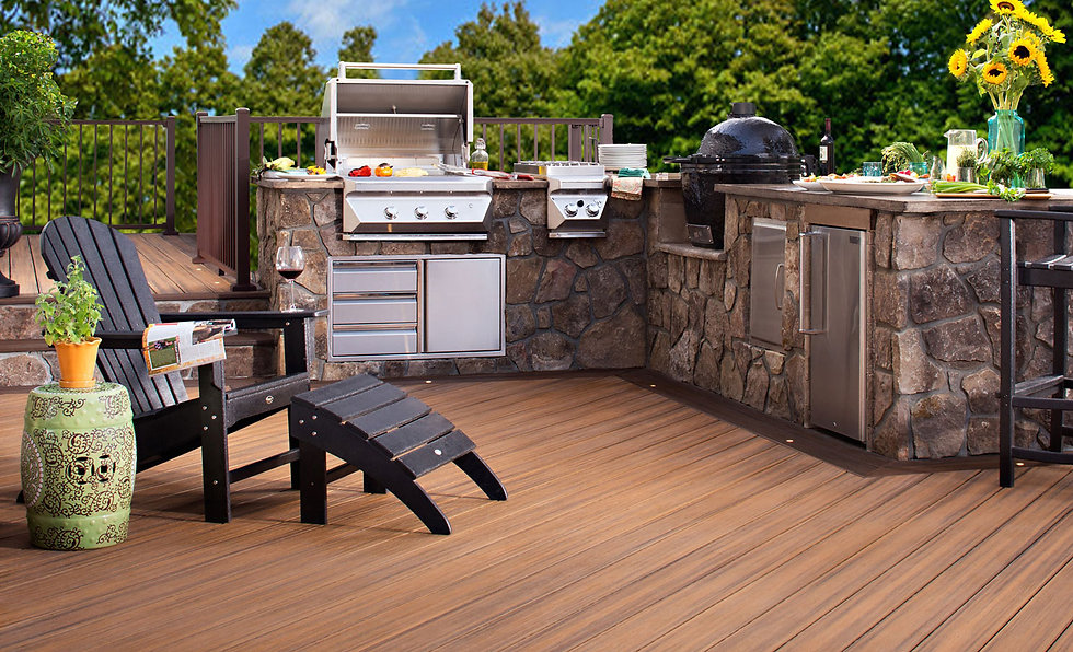 Decking Supplies Outdoor Specialties United States