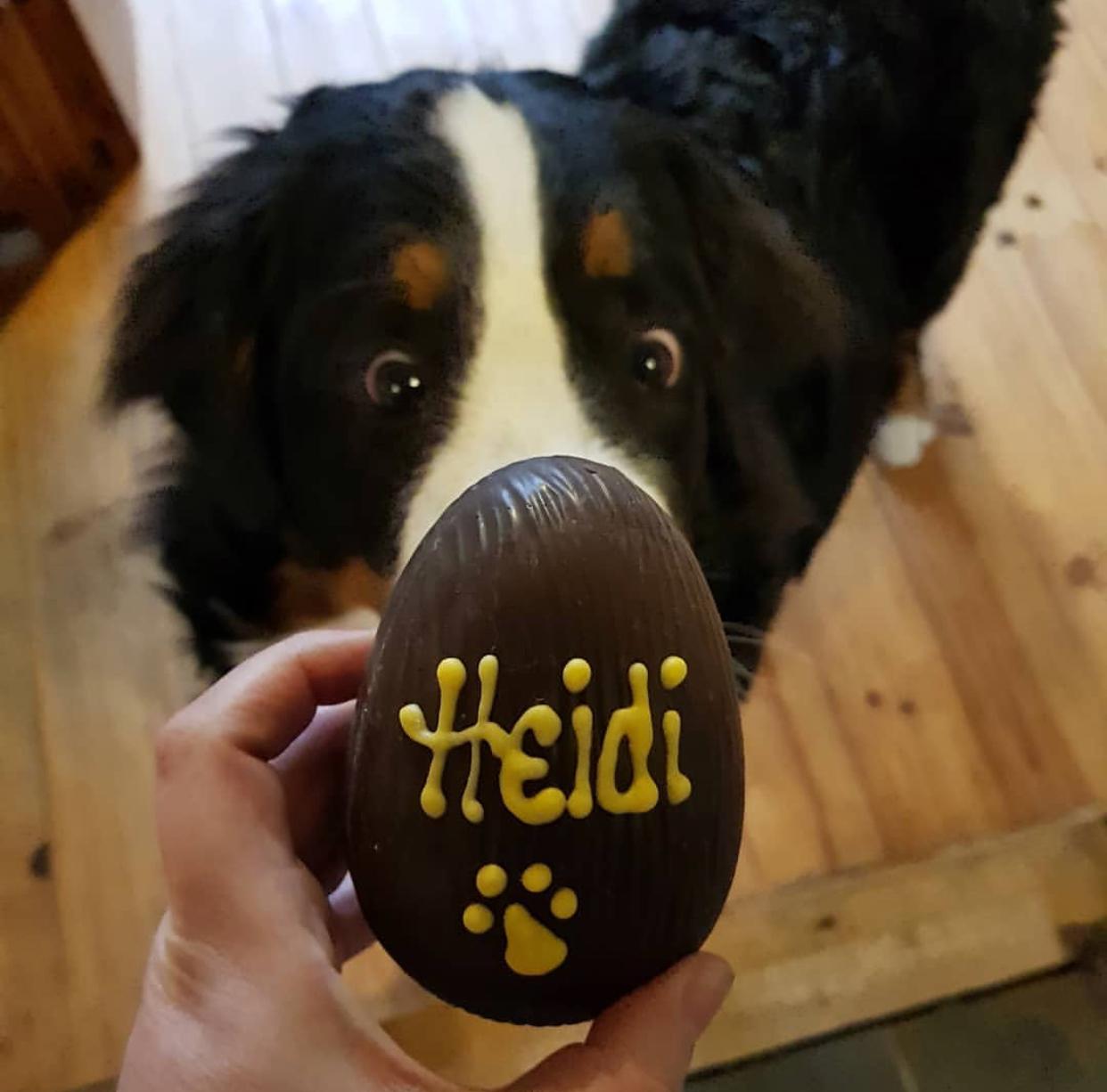 Gorgeous Heidi