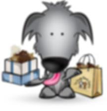 handmade dog treats, dog birthday cakes, toys gifts and accessories