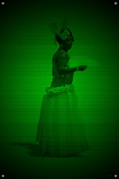 Black & Green (Luscious) #6