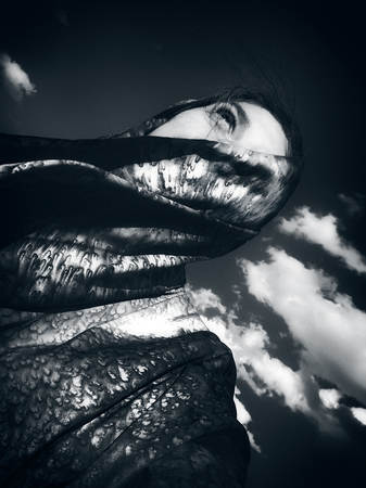 Lucid Dream(s) - self portrait