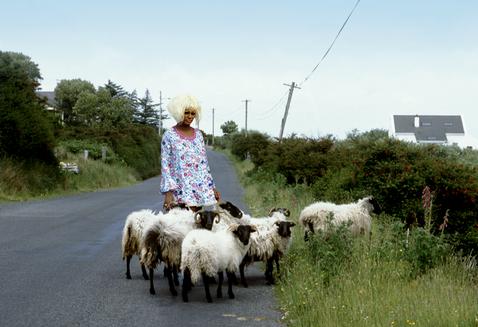 Journey (Sassy - Ireland) #5, 2001