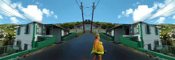 Journey (Big Girl - St.Thomas) #6, 2003
