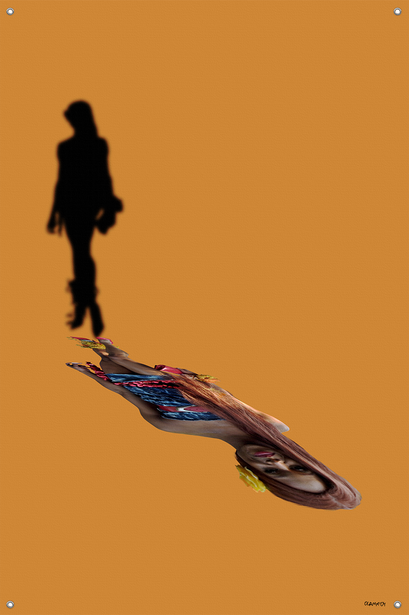 Oh'Shadow (Flower) #8