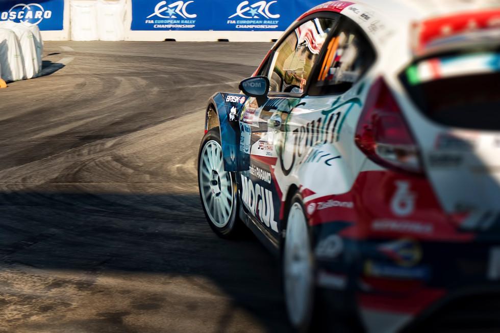 FORD FIESTA R5  ACCR Czech Rally Team