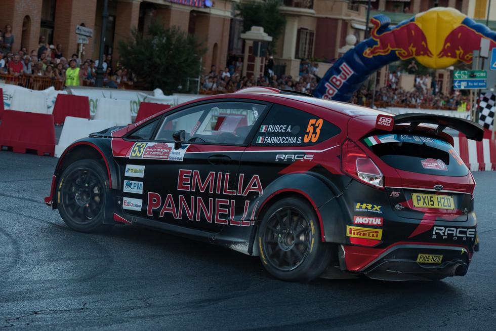 Rusce Farnocchia Fiesta RS