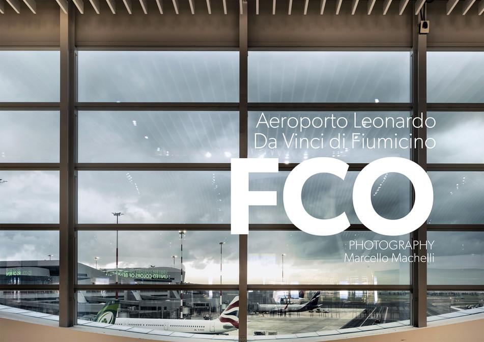 Leonardo da Vinci airport
