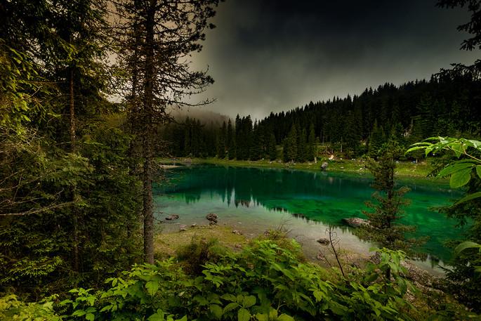 Carezzaìs Lake