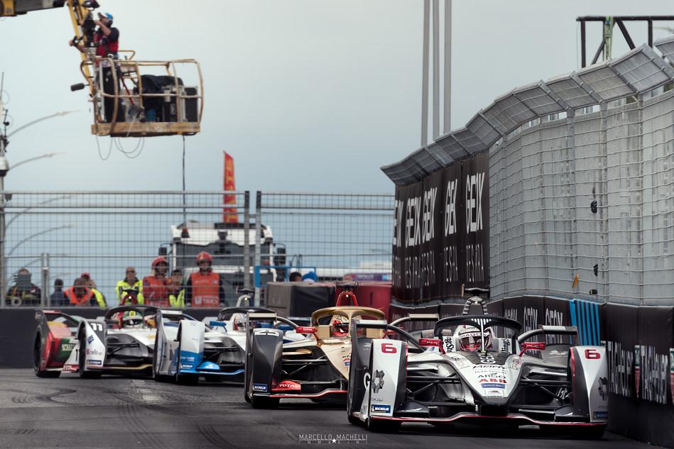 Racing Formula E 2019 Rome