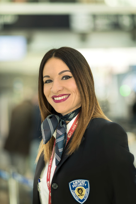 sicurezza in aereoporto