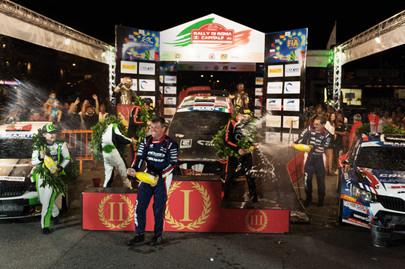 Race's finale