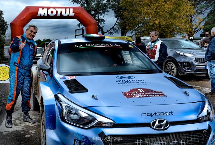 Andrea Gaspari  Hyundai i20 NG R5