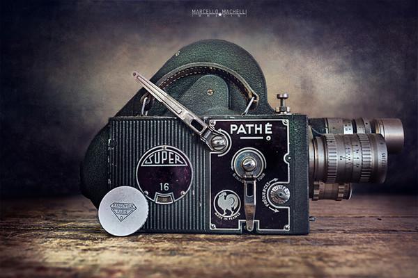 Pathe Webo M Super 16