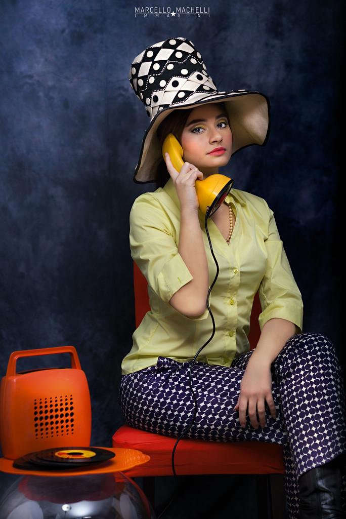se telefonando