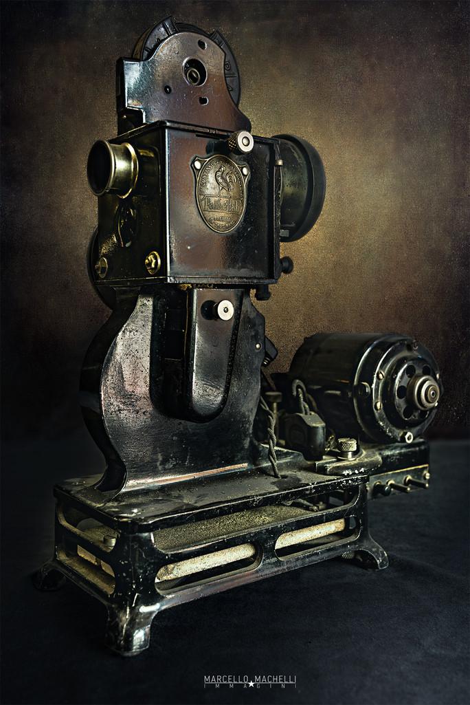 Camera Continsouza Pathe Baby 1922