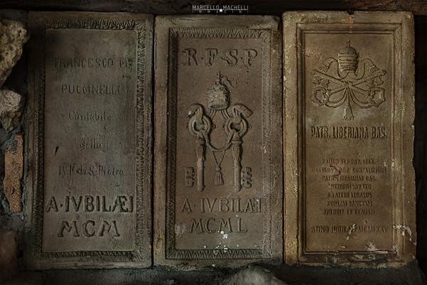 Vatican's Bricks
