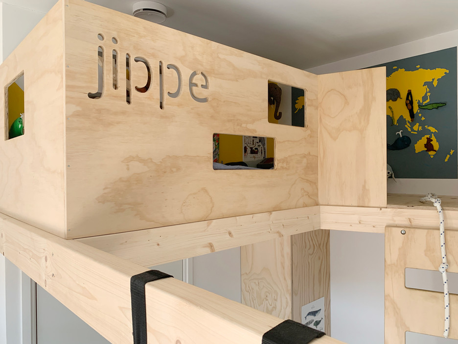 Bed Jippe