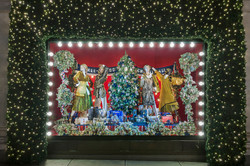 Selfridges Christmas Andrew Meredith