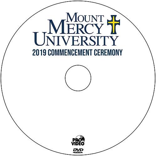 2019 Mount Mercy University Commencement Ceremony