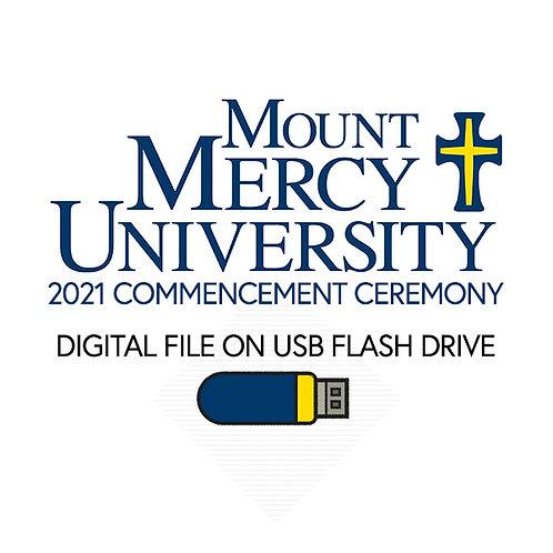 2021 Mount Mercy Commencement Ceremony