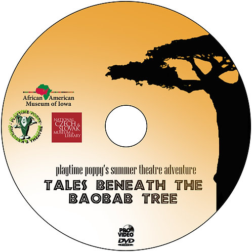 Tales Beneath The Baobab Tree