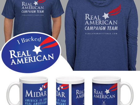 See the campaign perks for Real American!