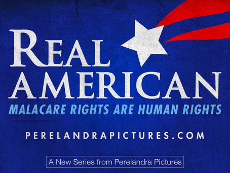 Teaser poster for Real American