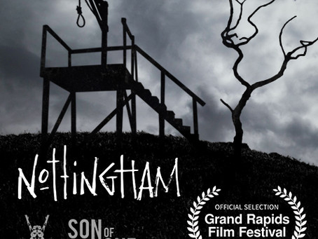 Nottingham is an official selection of the 2018 Grand Rapids Film Festival!