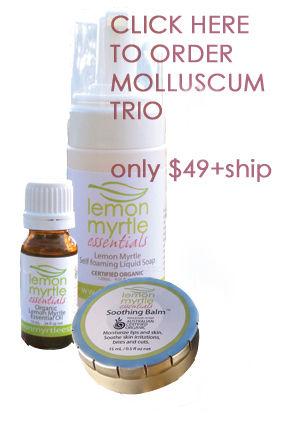 Molluscum Trio