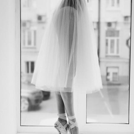 Что взять с собой на тренировку по балету?