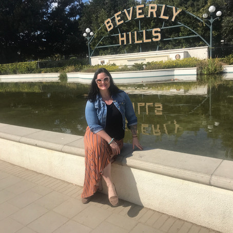 Field Research: Day 2 - Hollywood Land + Stuff