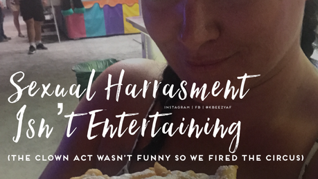 Sexual Harassment Isn't Funny