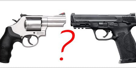 Revolver? Semi-Automatic? What ARE These And How Do I Pick?