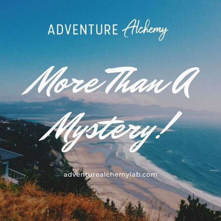 ANNOUNCEMENT: More Than A Mystery