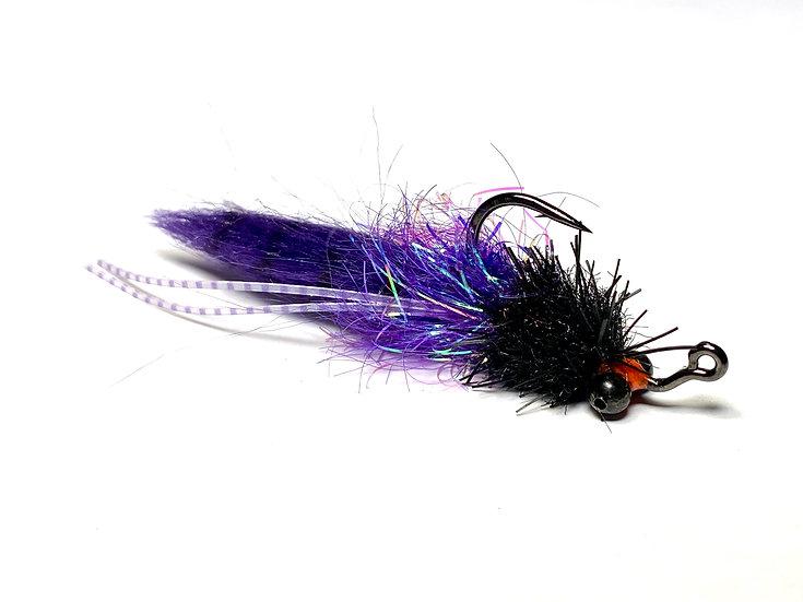 Hush Puppy Slider - Purple