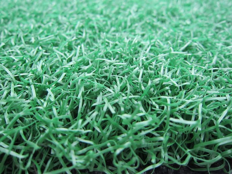 Nylon artificial turf for residential and commercial landscape design projects